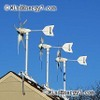 RoofMill™ HO-4.2kW (High Output) 3 Rooftop Turbine Wind/Solar, Grid-Tie Complete Kit